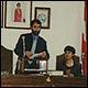 Toma de posesión do cargo de Freitas o 3 de xullo de 1999