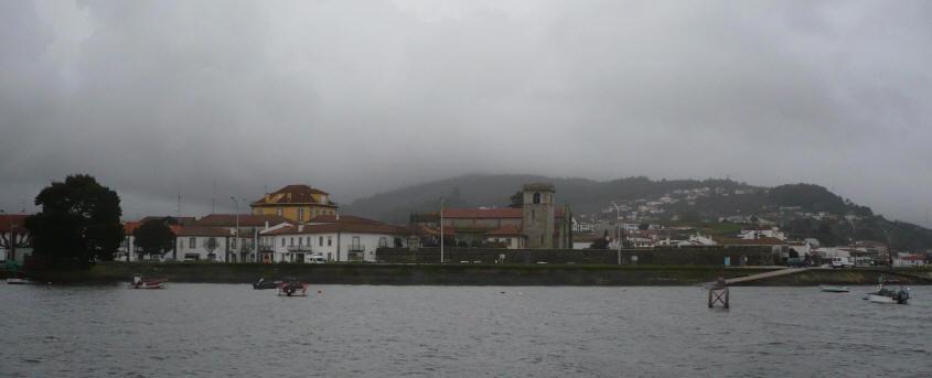 "Caminha o 16 de xaneiro de 2010"" dos comuneiros de Camposancos"